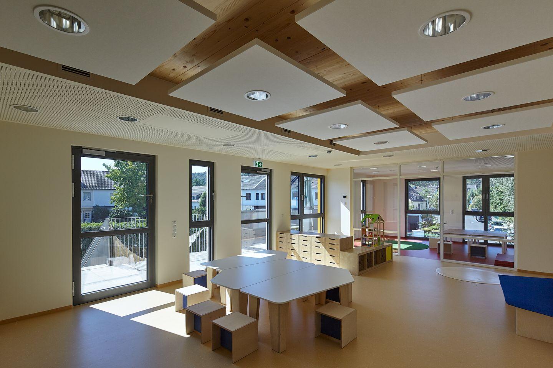 Neubau Kita Bonn - Ingenieur-Büro FUNK in Puderbach